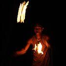 Fire Play in Cebu by chrispua