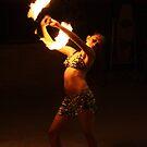 Fire Dance in Cebu by chrispua