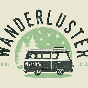 Wanderluster by cabinsupplyco