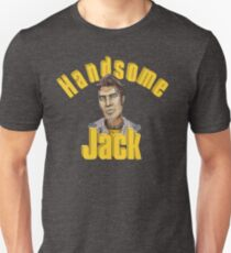 Hey Kiddo! Handsome Jack Here... Unisex T-Shirt