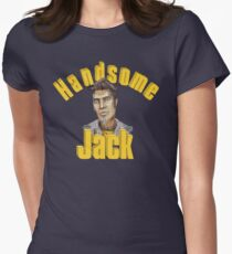 Hey Kiddo! Handsome Jack Here... Women's Fitted T-Shirt