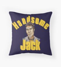 Hey Kiddo! Handsome Jack Here... Throw Pillow