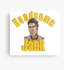 Hey Kiddo! Handsome Jack Here... Metal Print
