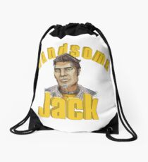 Hey Kiddo! Handsome Jack Here... Drawstring Bag