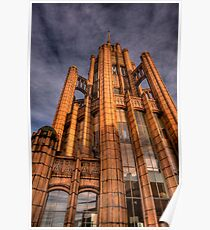 Manchester Unity Building 3 Poster