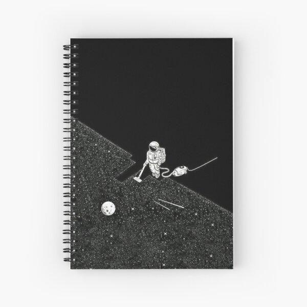 auto clean Spiral Notebook