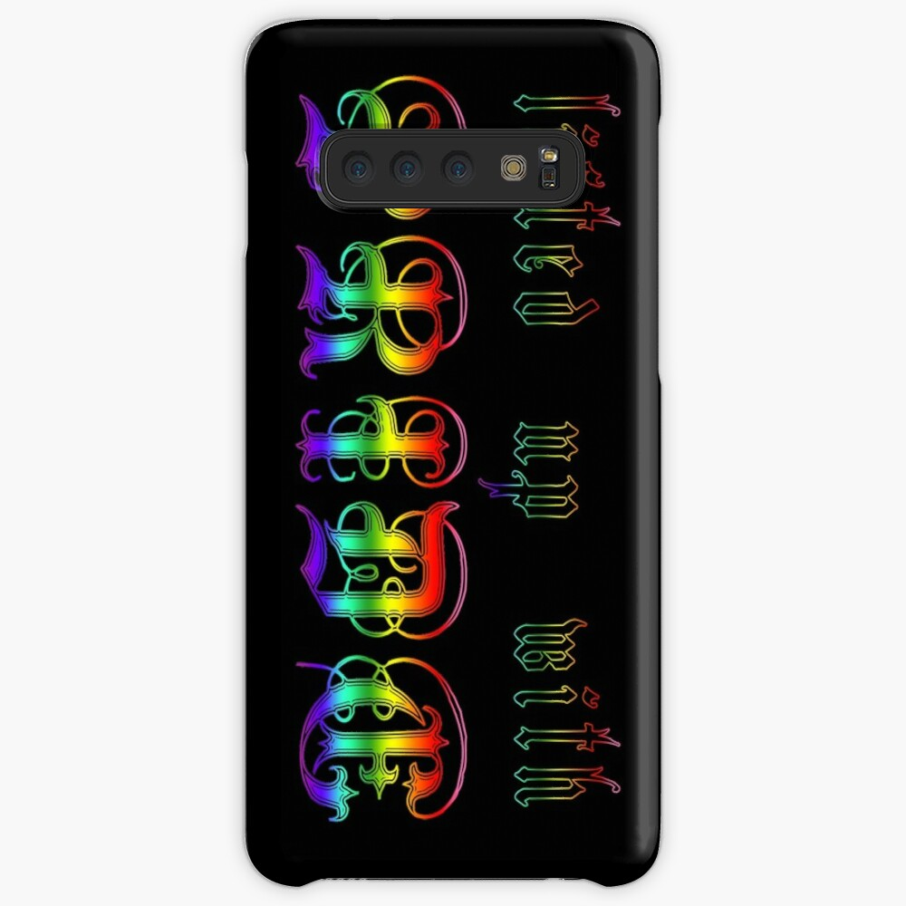 Lifted Up With Pride Case & Skin for Samsung Galaxy