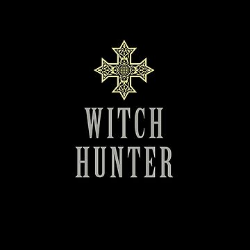 Witch hunter at halloween by MDAM