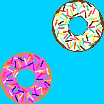 Donuts Pattern by Infernoman