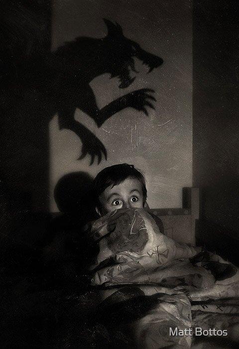 Through a childs eyes by Matt Bottos