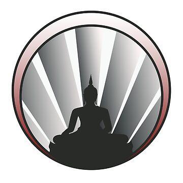 Buddhism by 0815-Shirts