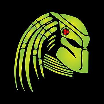 Predator Alien  by SamDesigner