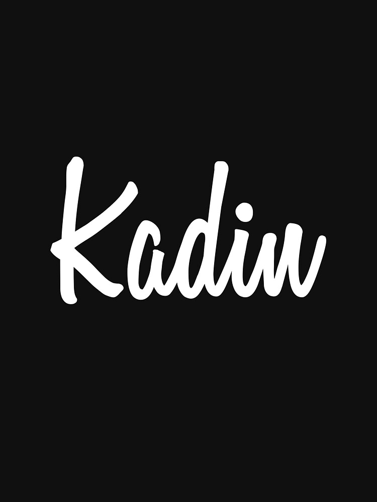 Hey Kadin buy this now by namesonclothes