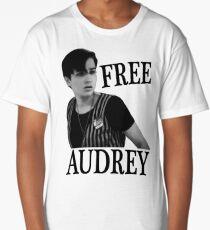 Scream - Free Audrey Long T-Shirt