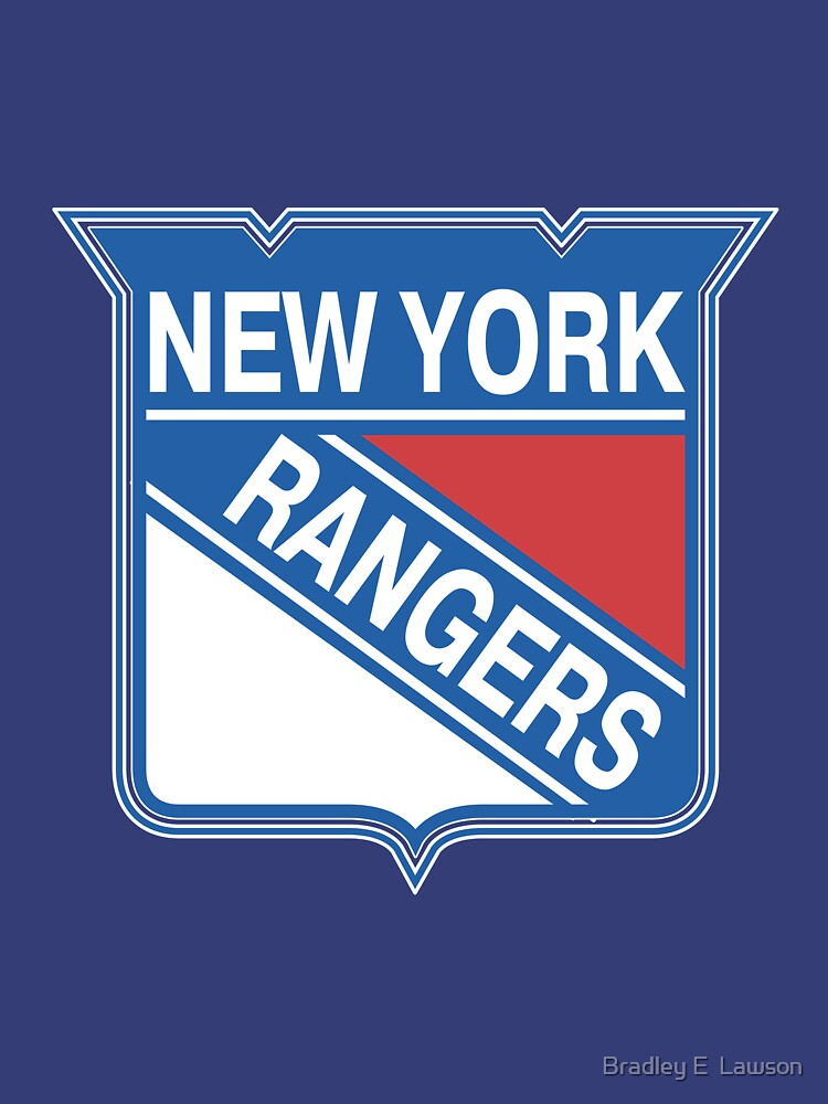 New York Rangers T Shirt by ngopombak