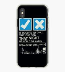 OKNOTOK iPhone Case