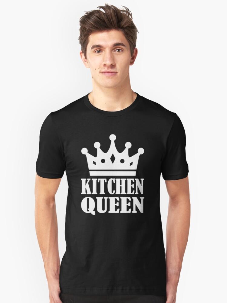 Kitchen queen Unisex T-Shirt Front