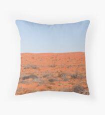 Simpson Desert... Throw Pillow