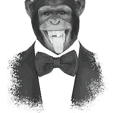 Monkey by Ali-87