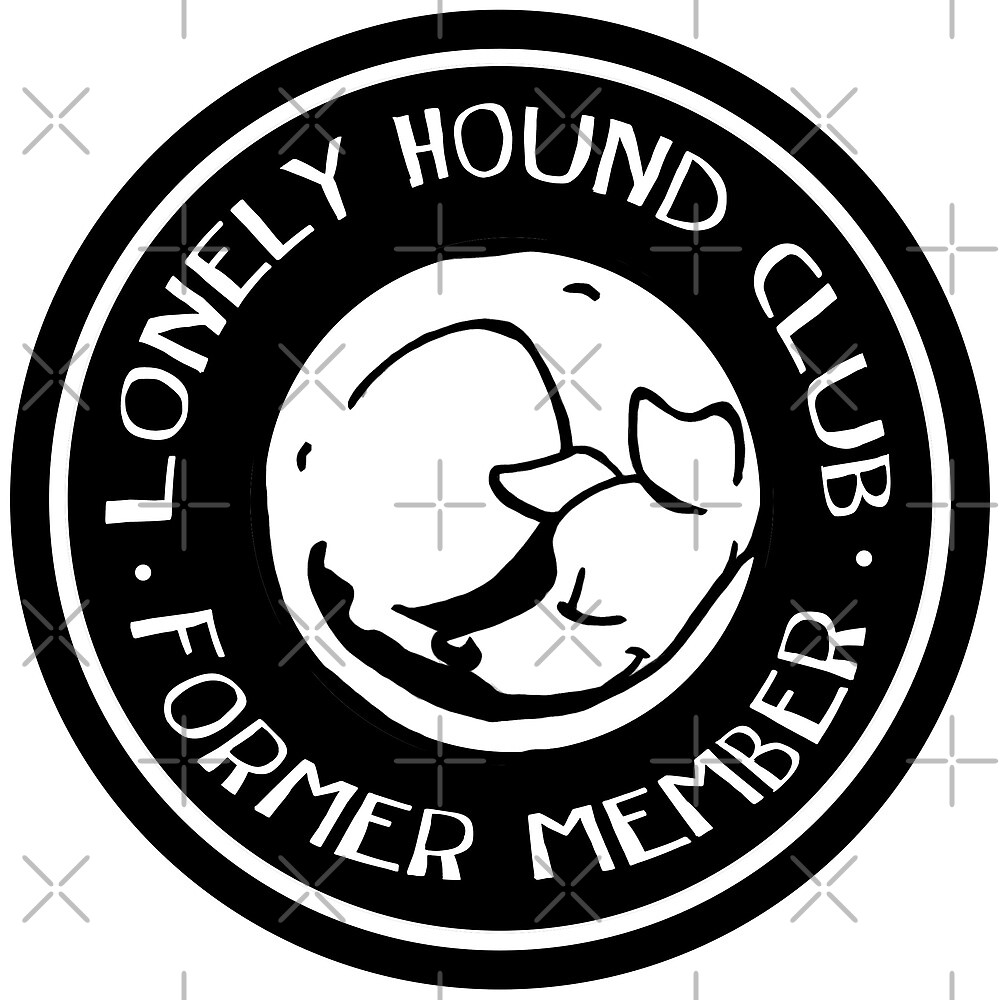 Lonely Hound Club by Elspeth Rose