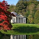 Stourhead Gardens, Wiltshire by Amanda White