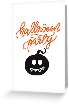 Halloween Party - Funny Halloween by overstyle