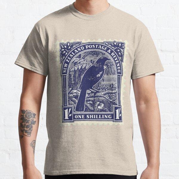 Tui - New Zealand stamp Classic T-Shirt