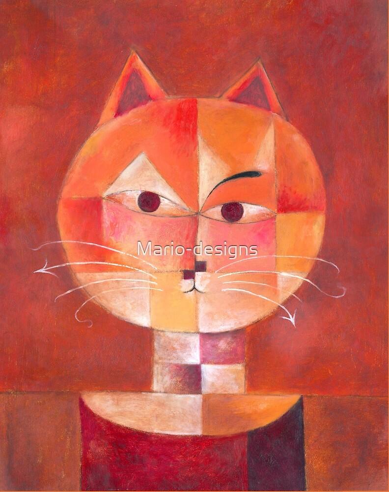 Klee Cat by Mario-designs