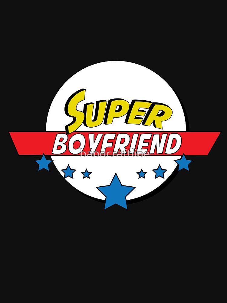 Super boyfriend, #boyfriend  by handcraftline