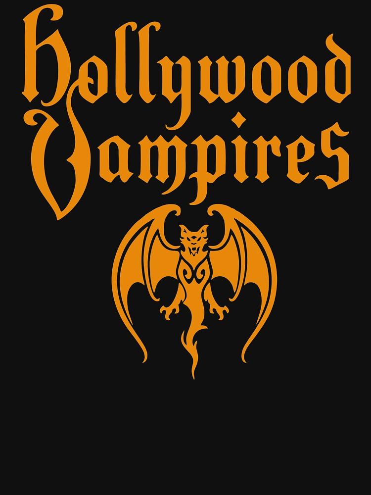 Hollywood Vampires Tour 2018 by koberadrem