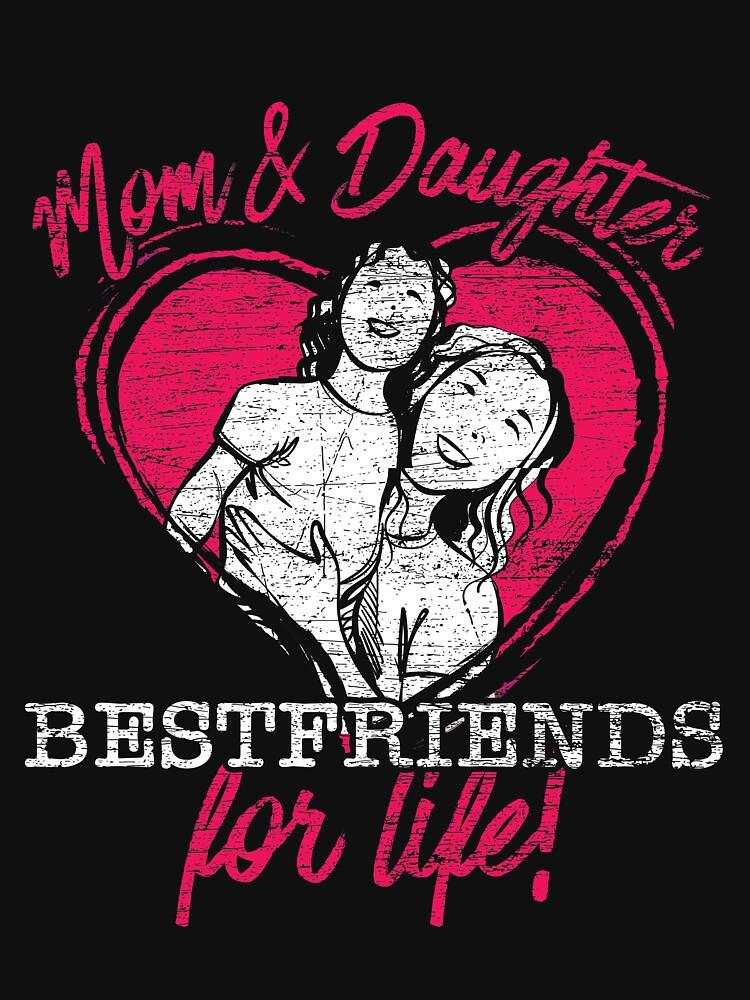 Mother daughter team by GeschenkIdee