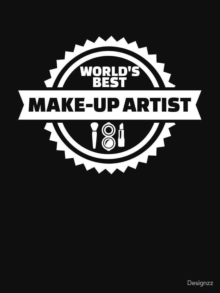World's best Make-up Artist by Designzz