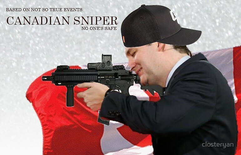 canadian sniper by closteryan