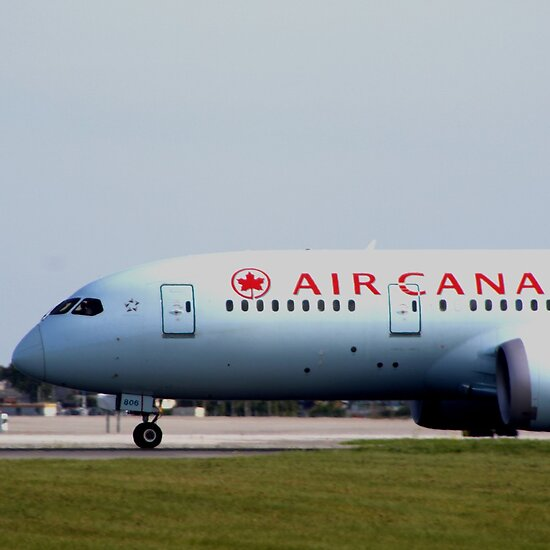 Air Canada B787-900 by Aviation Store