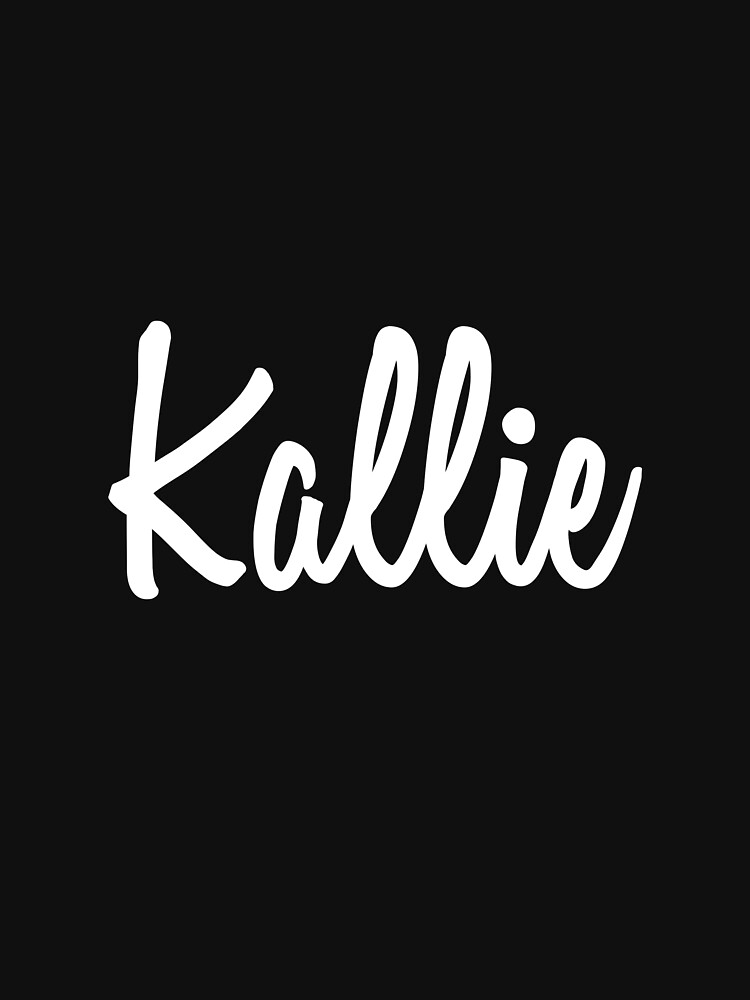 Hey Kallie buy this now by namesonclothes
