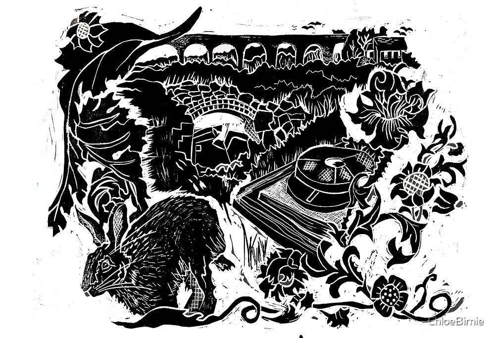 Tamar Tales original block by ChloeBirnie