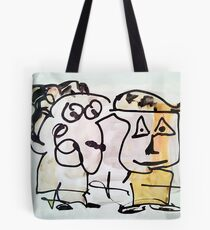 Graphics by Irene Rindje Tote Bag