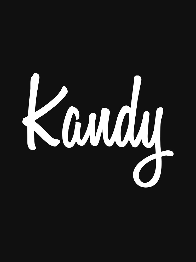 Hey Kandy buy this now by namesonclothes
