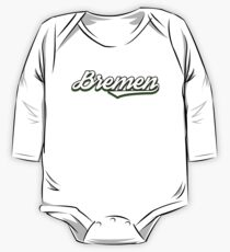 Bremen city germany vintage One Piece - Long Sleeve