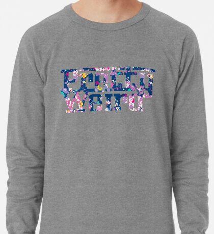 Pretty Weird Logo  Lightweight Sweatshirt