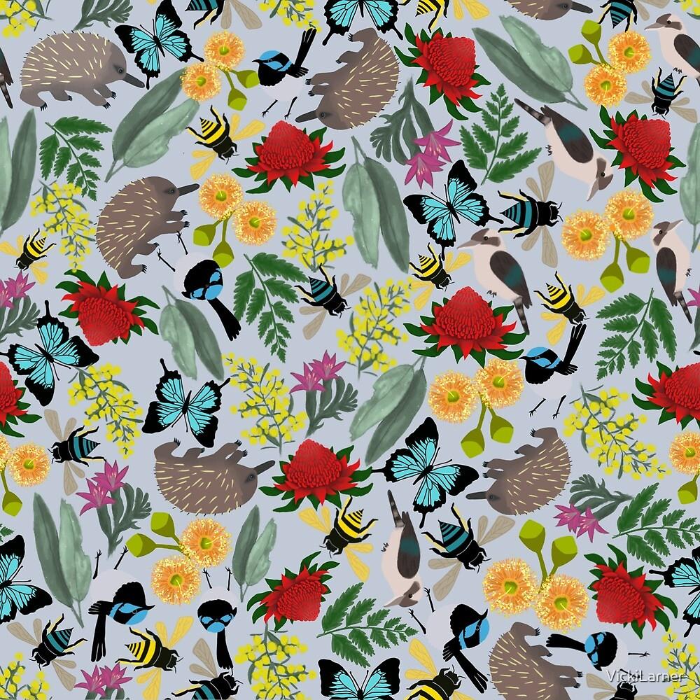 Aussie spring fling by VickiLarner