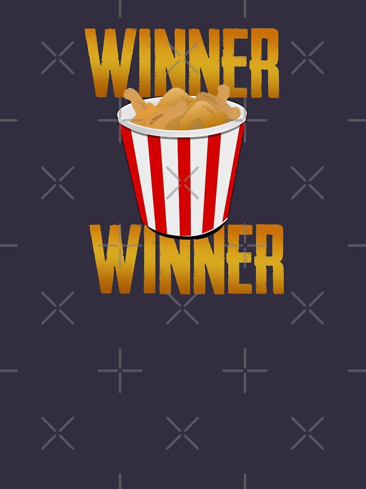 Winner Winner Chicken Dinner by Nkioi