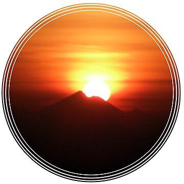 sunset by muli84