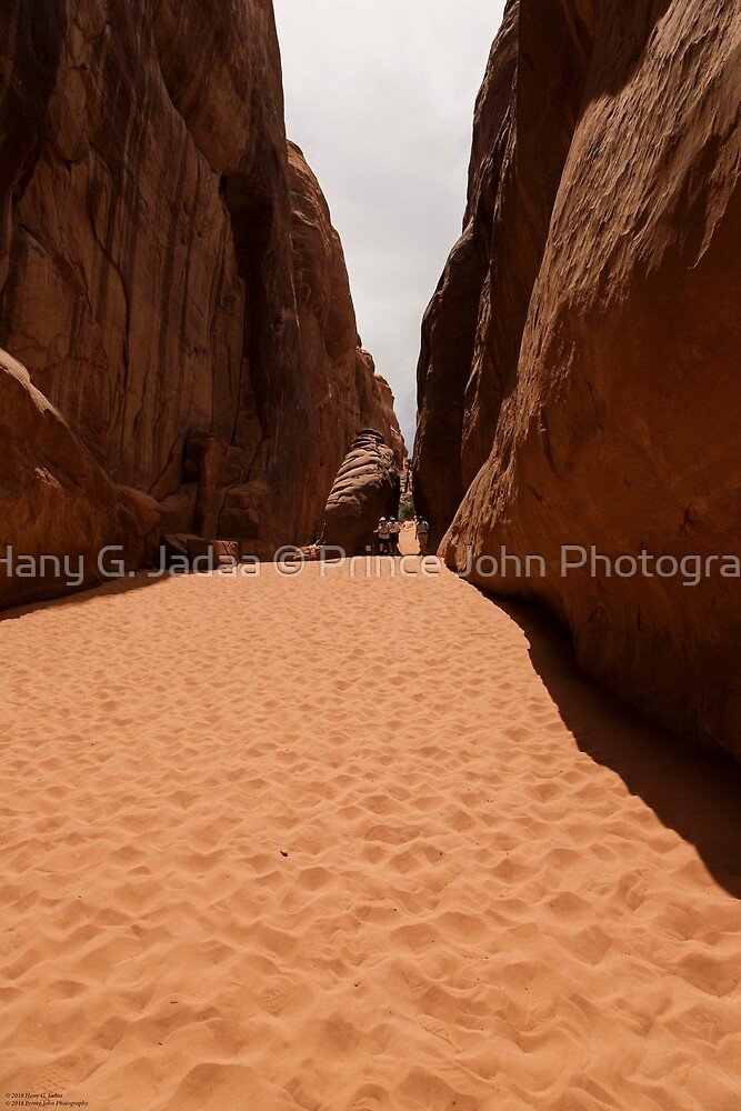 Tight And Deep Into The Devils Garden - 2 ©  by © Hany G. Jadaa © Prince John Photography
