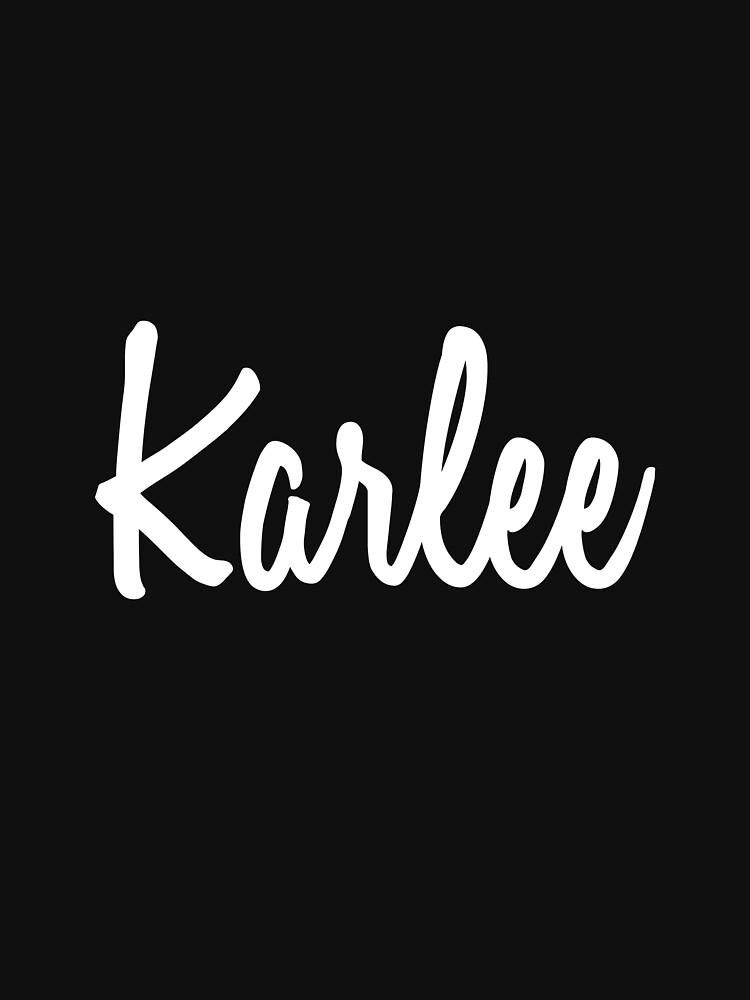 Hey Karlee buy this now by namesonclothes