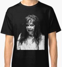 The Exorcist Linda Blair Classic T-Shirt