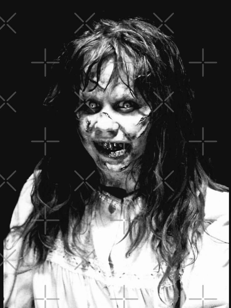 The Exorcist Linda Blair by furioso