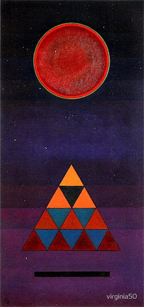 Kandinsky - Conslusion by virginia50