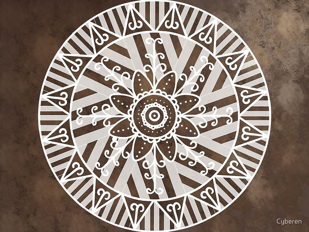 A Generic Mandala by Cyberen