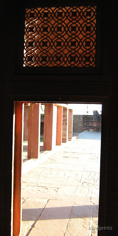 Doorway by mindprintz